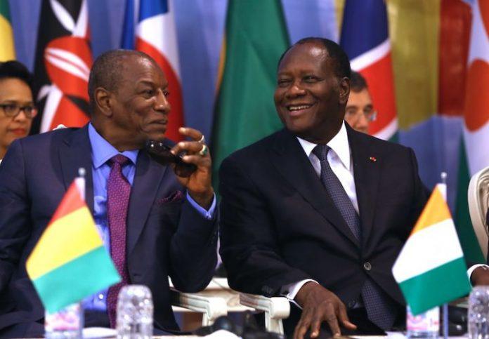 Les chefs d'État africains et leur mystère de candidature
