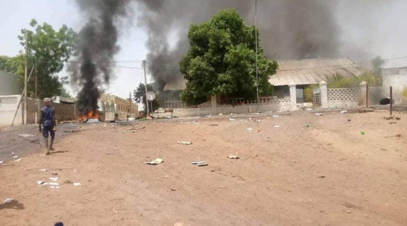 grogne sociale au Mali