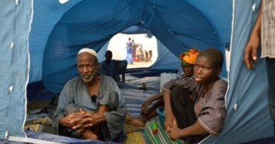 réfugiés maliens
