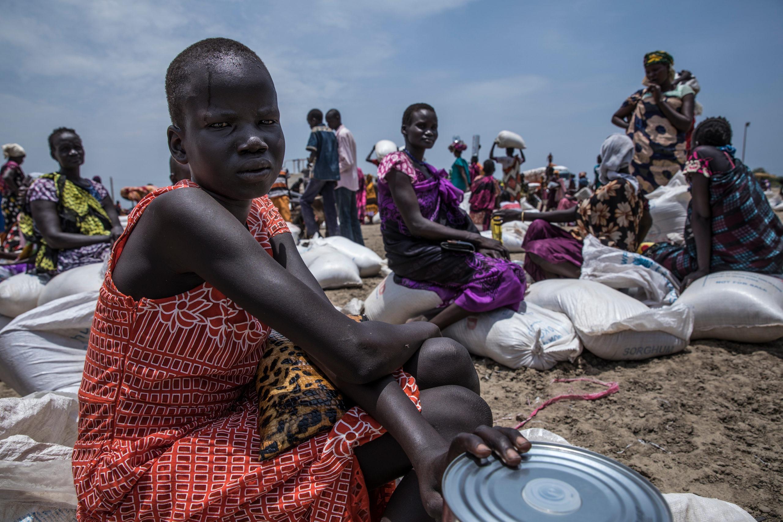 L'Afrique au bord d'une explosion sociale