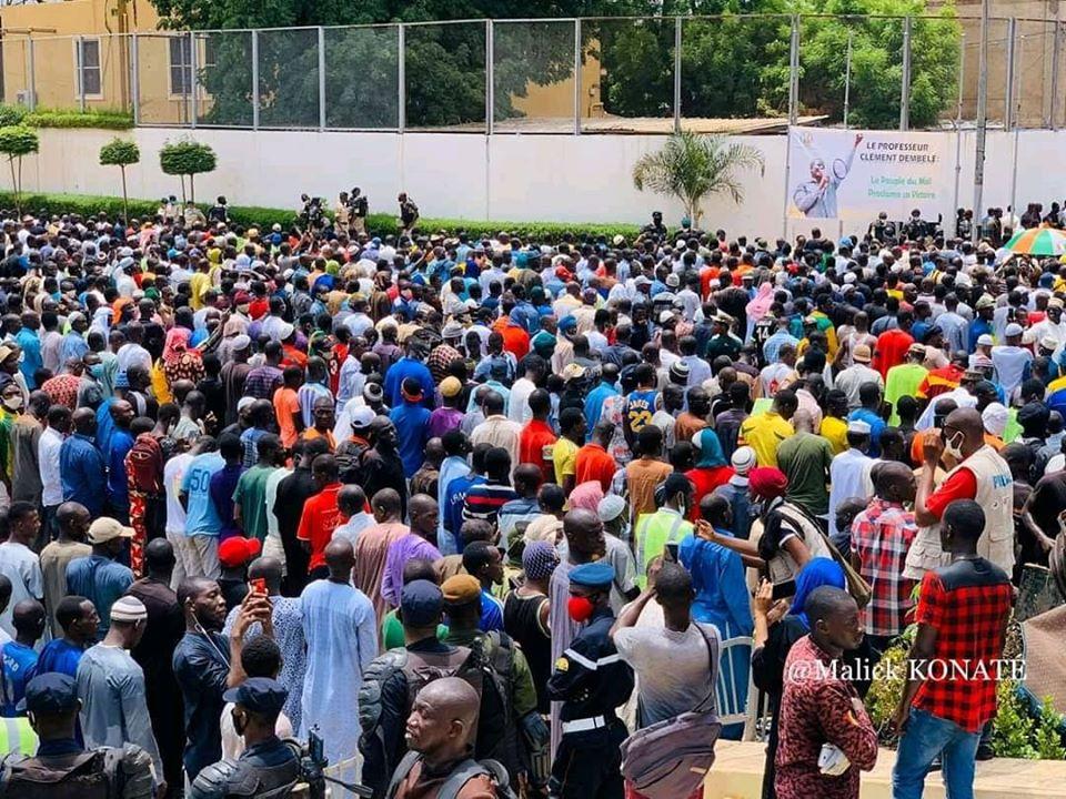 Transition politique : les Maliens doivent tirer les marrons du feu!