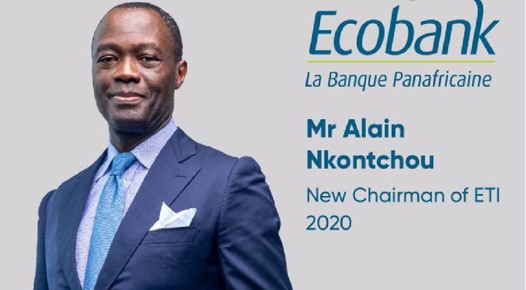 Ecobank Transnational Incorporated : Alain Nkontchou prend la tête du Conseil d'administration