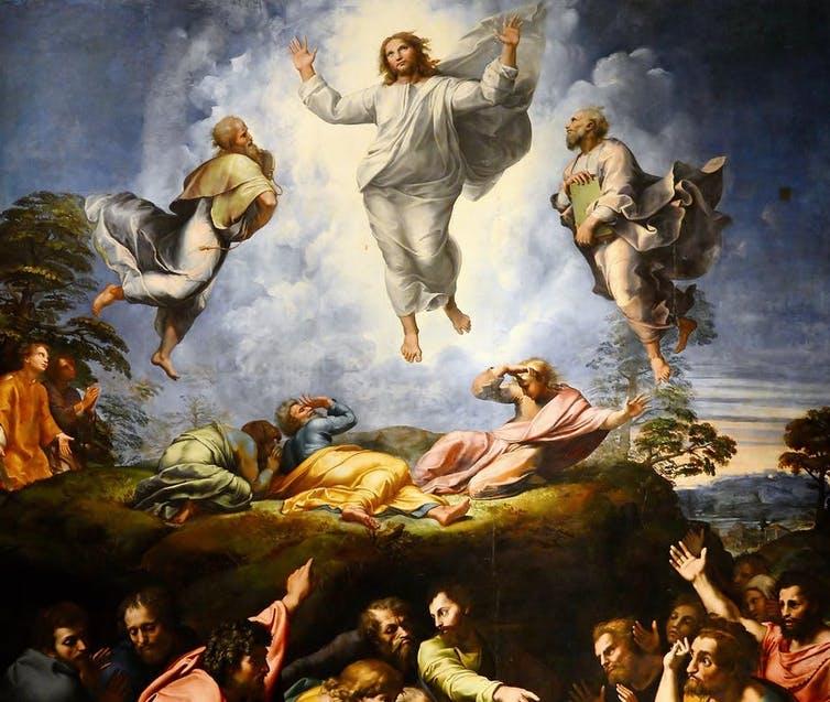 Comment Jésus en est venu à ressembler à un Européen blanc