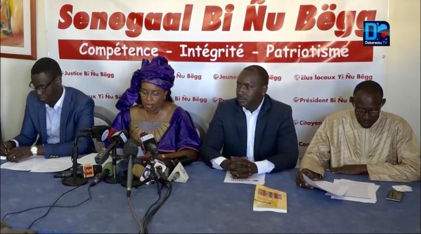 La plateforme Senegaal Bi Nu Begg invite le président Macky Sall à se désolidariser des sanctions économiques et commerciales contre le Mali