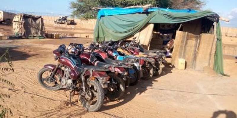 Sahel : les soldats de la Force Conjointe G5 Sahel enrayent des actions de prédation des terroristes