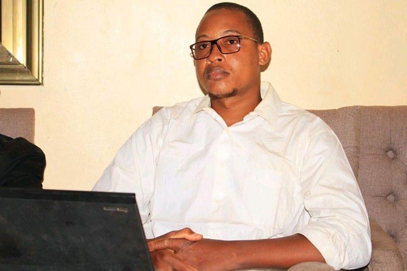 Fousseni Togola, directeur de publication de Phileingora