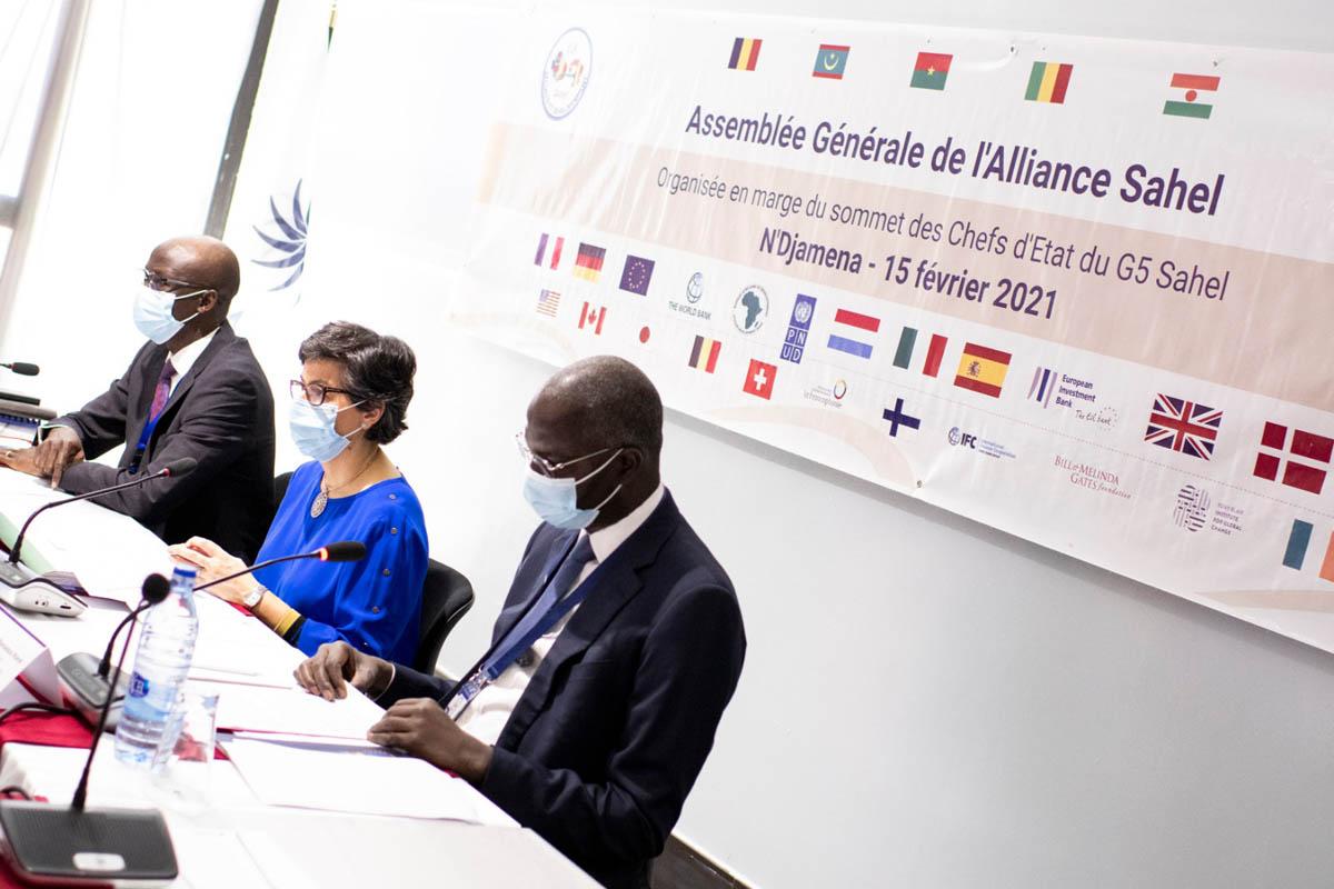 Alliance Sahel : «Les différents types de crises qui affectent les pays du Sahel requièrent une approche multisectorielle»