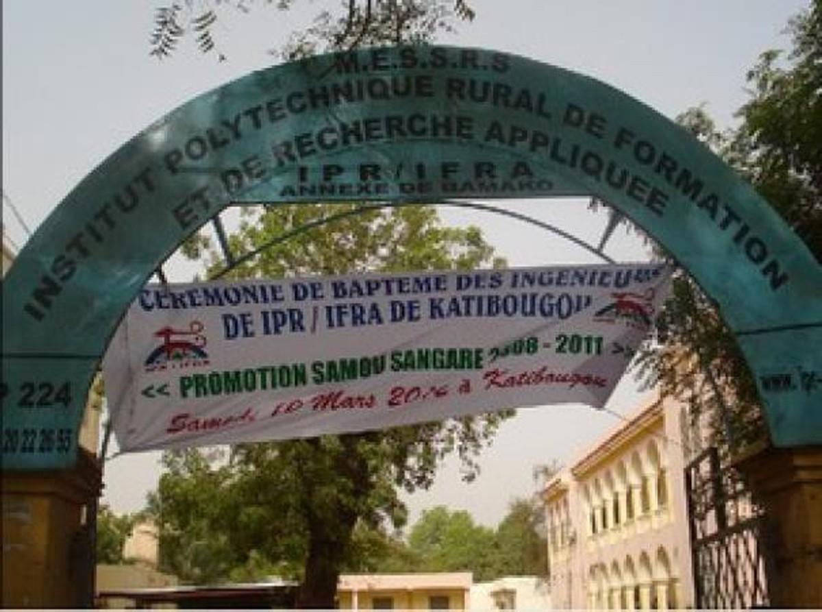 Violence en milieu universitaire : des étudiants du campus de l'IPR/IFRA de Katibougou expulsés