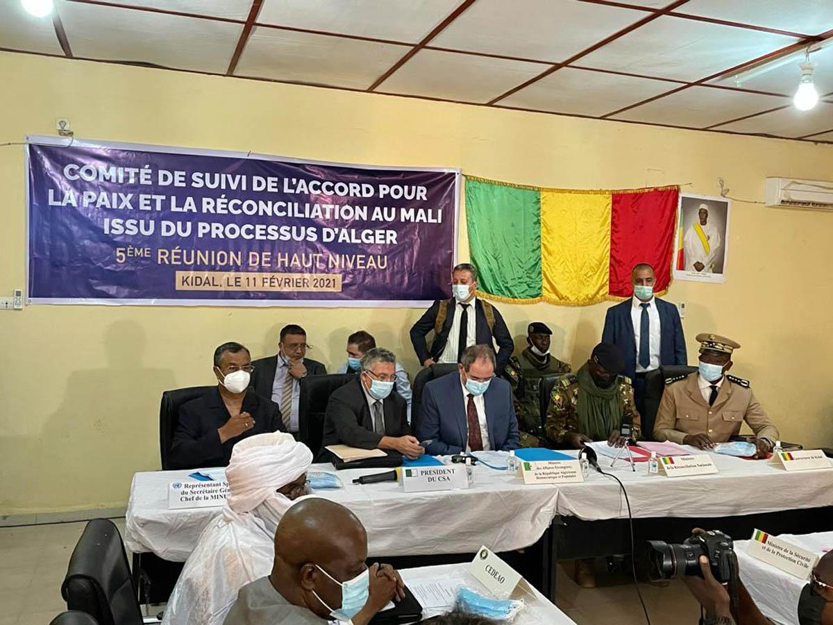 Paix et réconciliation au Mali : privilégier le dialogue pour entretenir la confiance