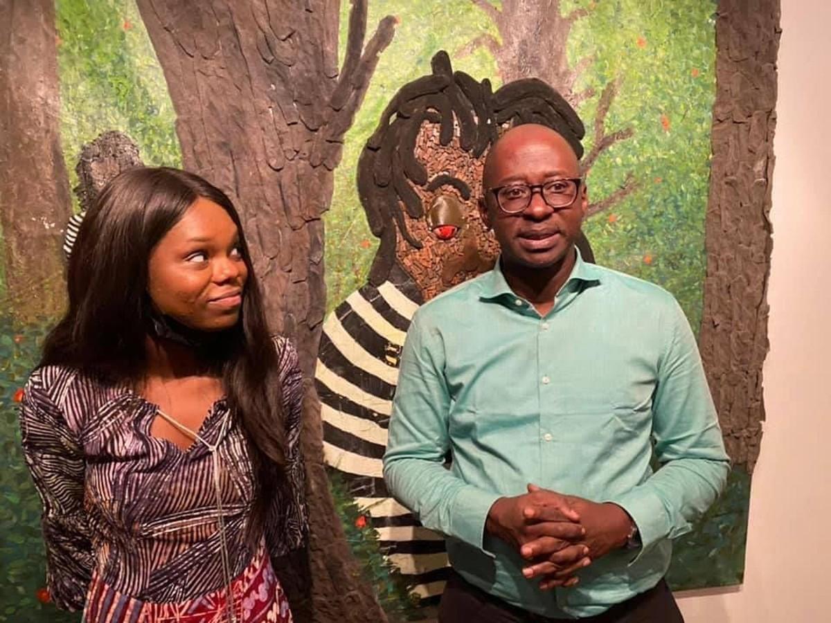 Western Africa Art: Galerie Medina-Retro Africa, une union par et pour l'art