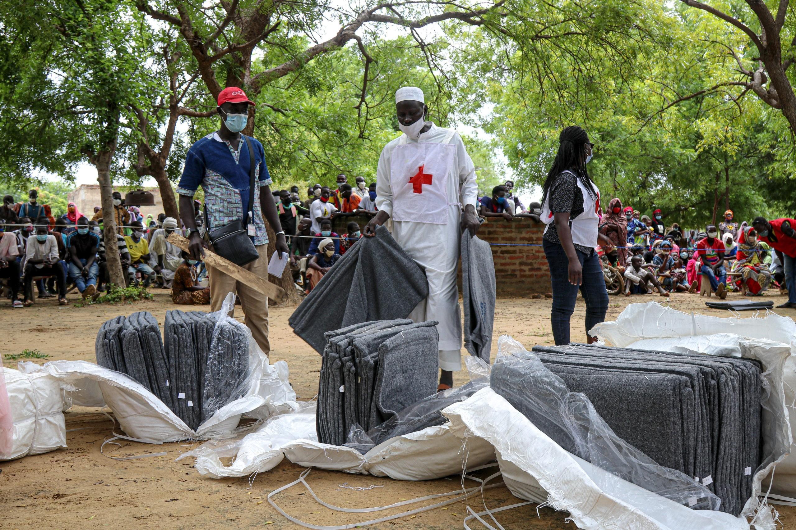 Au sahel, le besoin humanitaire croit avec le déplacement des populations