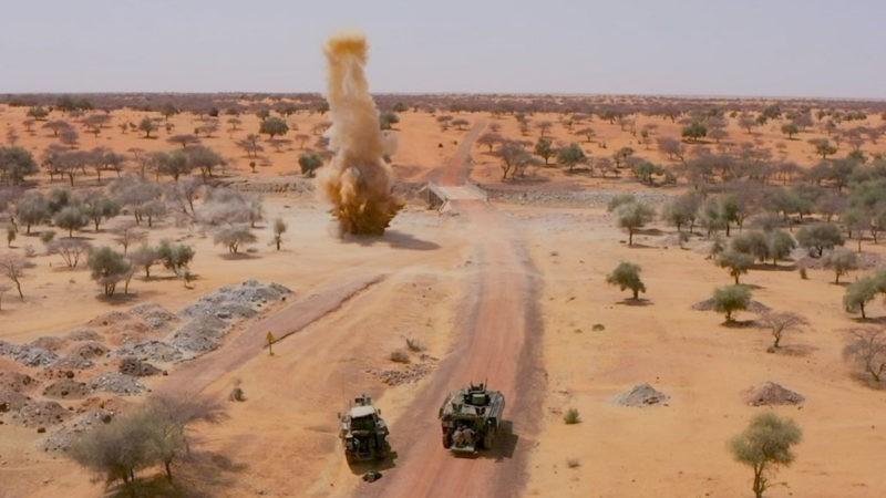Axe Gao-Sévaré : près de 500 militaires français déployés pour la sécurisation de la route nationale 16