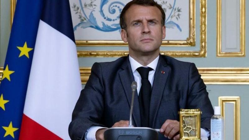 Emmanuel Macron : «L'Afrique porte une part des solutions pour la planète»