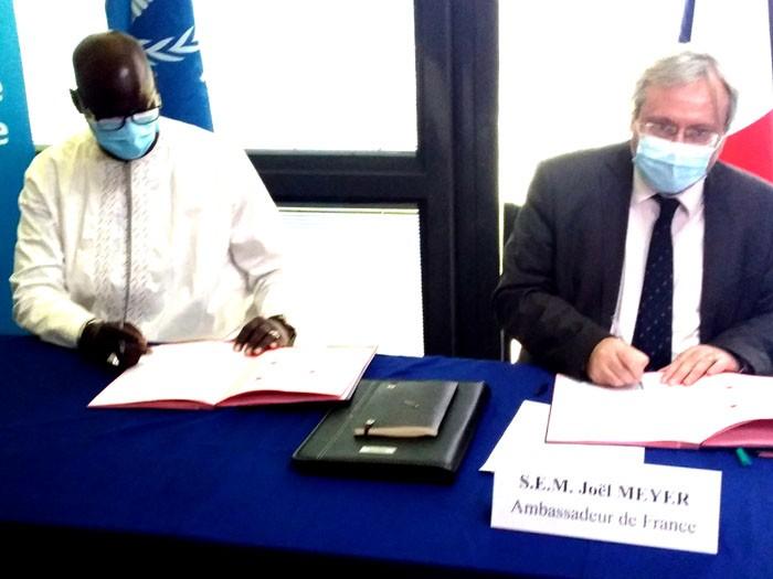 Aide alimentaire aux populations maliennes : la France signe deux nouvelles conventions de subvention