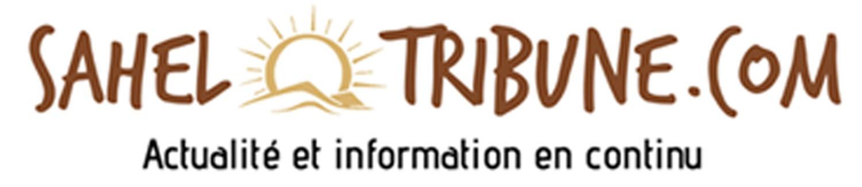 logo Sahel Tribune Plan de travail 1