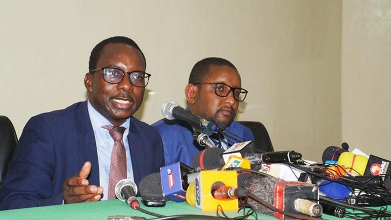 Alifa Habib Koné, avocat du M5 : « il existe au moins 10 raisons pour annuler le décret de nomination des membres du CNT »