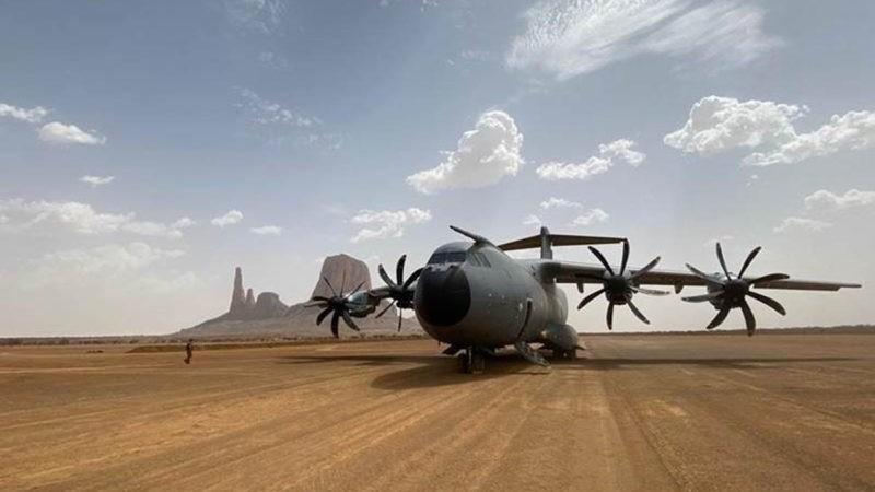 Gourma  : renforcement de la base opérationnelle avancée du principal Camp militaire malien
