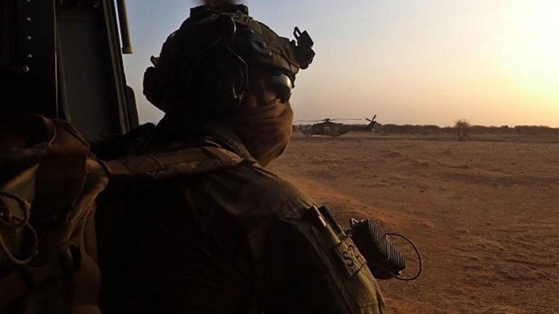 Sahel : plusieurs Groupes armés terroristes neutralisés par Barkhane et les FAN dans le Liptako