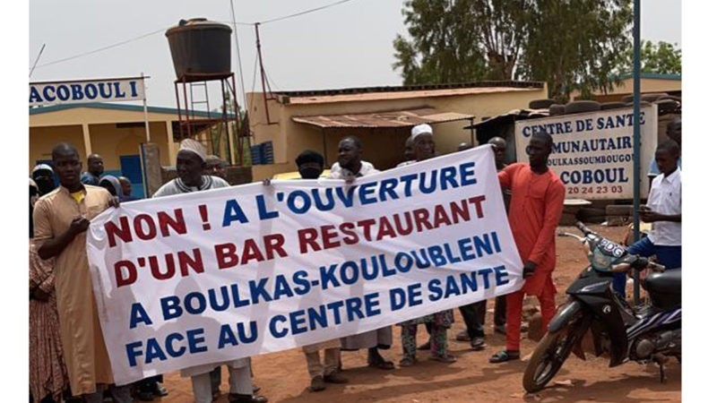 À Bamako, bars-restaurants face à la colère des musulmans