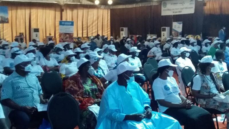 Réfugiés au Mali : HCR et partenaires engagés dans l'autonomisation socio-économique