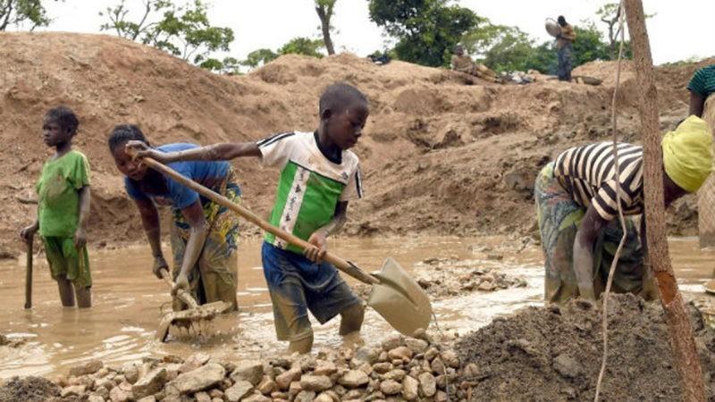 Travail des enfants : une première augmentation de la pratique en vingt ans