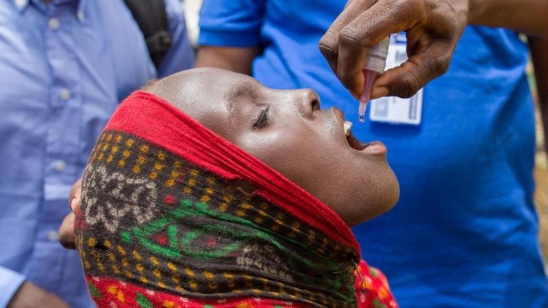 Des dirigeants invitent à «terminer le travail contre la polio en Afrique»