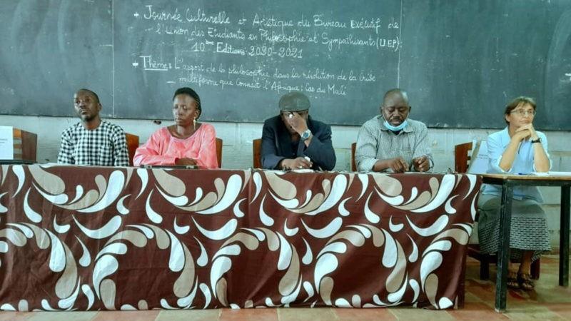Mali : quel apport de la philosophie dans la «résolution» des crises?