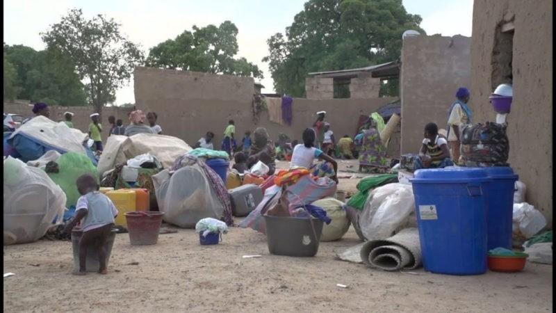 Au Burkina : le HCR appelle «à une action concertée pour la paix et la stabilité »