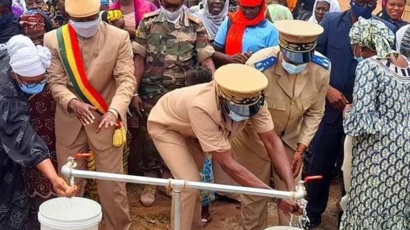 Accès à l'eau potable : atténuer la souffrance des populations