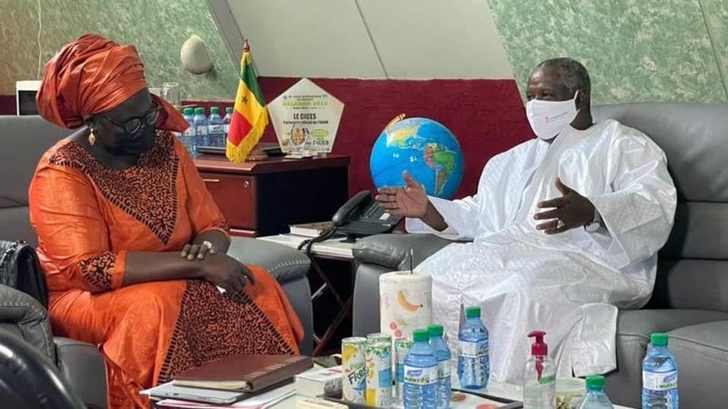 Hausse du prix du ciment : le Mali trouve un accord auprès du Sénégal
