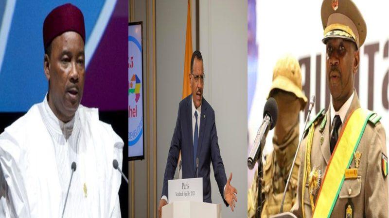 Coopération entre États : ces propos des présidents nigériens qui fâchent Bamako
