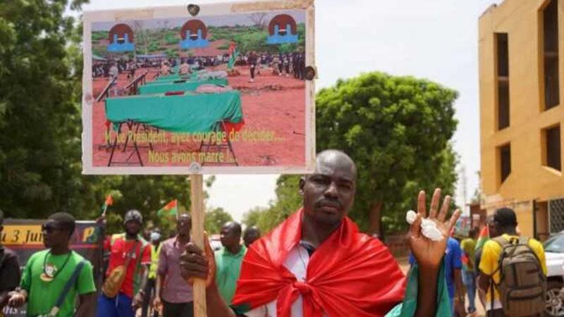 Burkina Faso : appel à l'organisation des assises nationales sur la sécurité