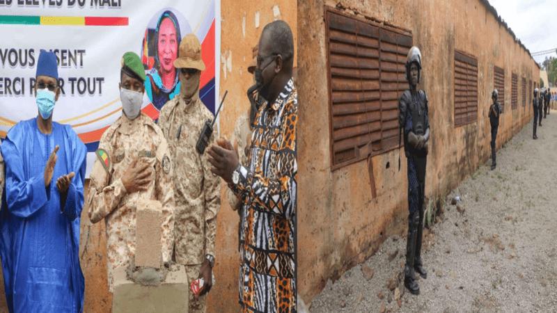École malienne : à Bamako, lancement du projet de réhabilitation de 2000 salles